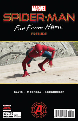 Spider-Man Far From Home Prelude #2 (of 2)