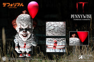 It Pennywise Defo Real Soft Vinyl Statue - State of Comics
