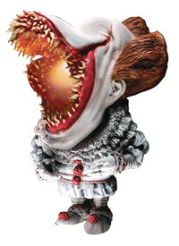 It Pennywise Defo Real Soft Vinyl Scary Version with Light Statue