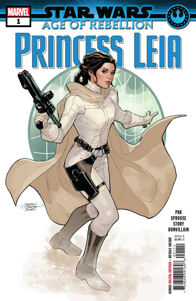 Star Wars Age of Republic Princess Leia