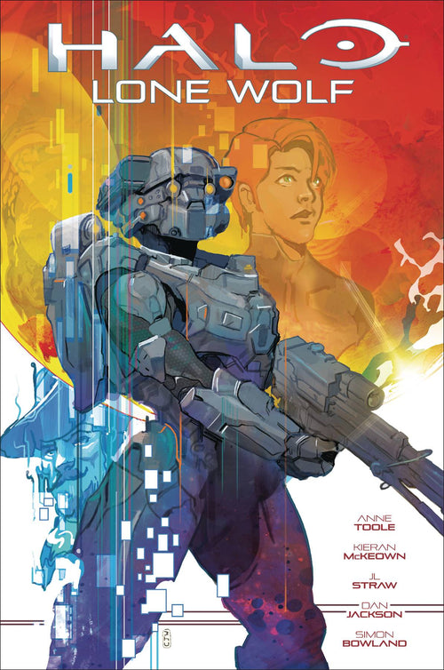 Halo HC Lone Wolf - State of Comics