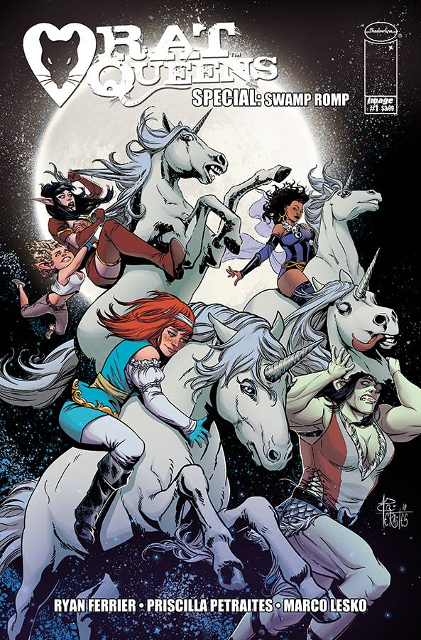 Rat Queens Special Swamp Romp - State of Comics