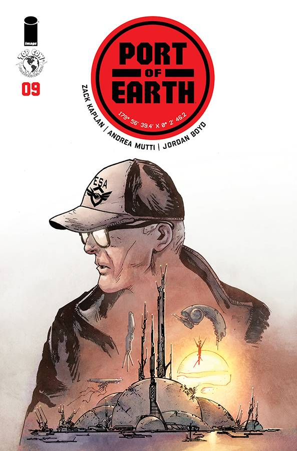 Port of Earth #9