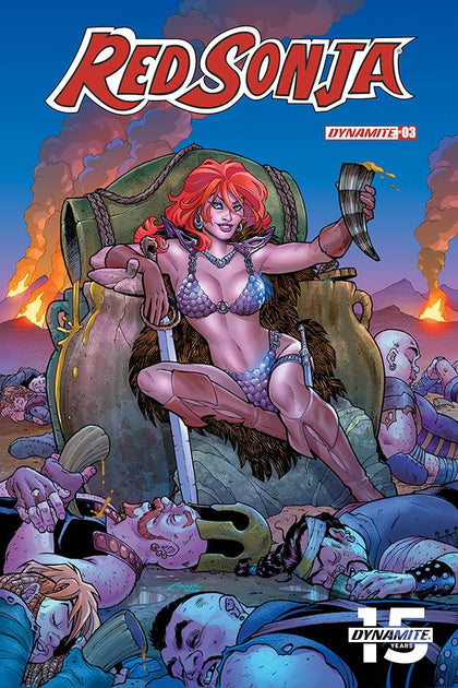 Red Sonja #3 - State of Comics
