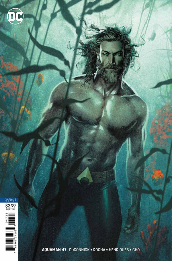 Aquaman #47 Var Ed - State of Comics