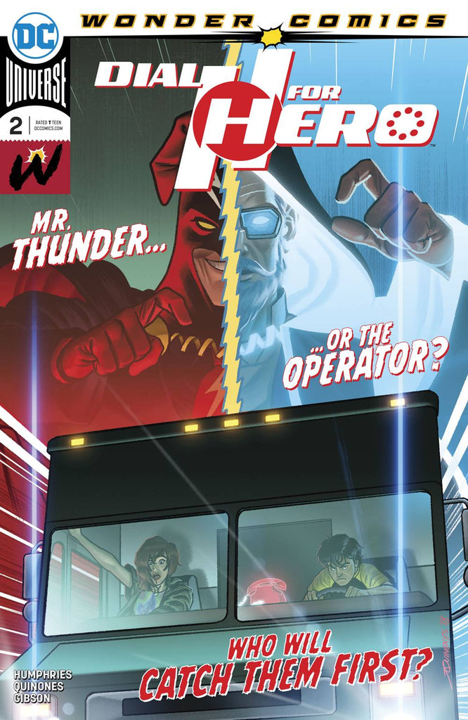 Dial H For Hero #2 (of 6)