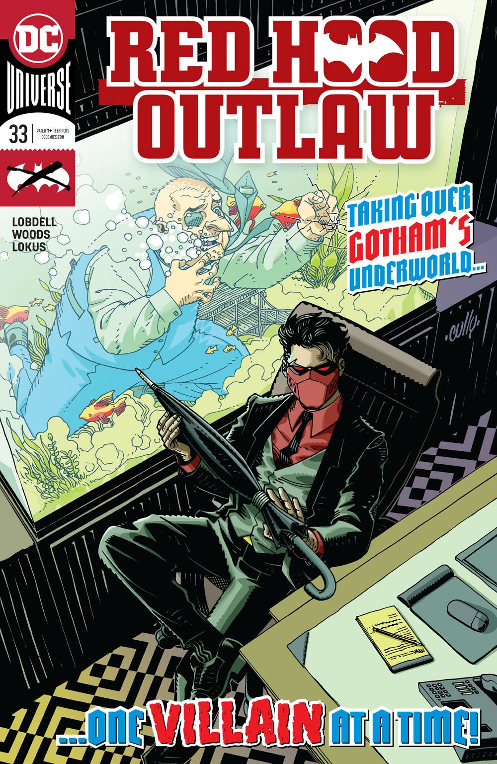 Red Hood Outlaw #33