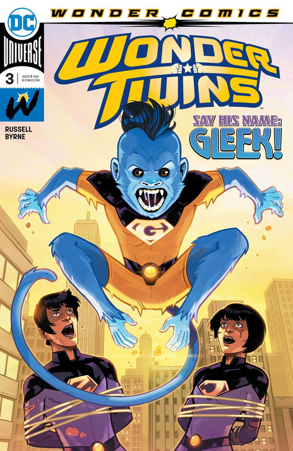 Wonder Twins #3 (of 6) - State of Comics