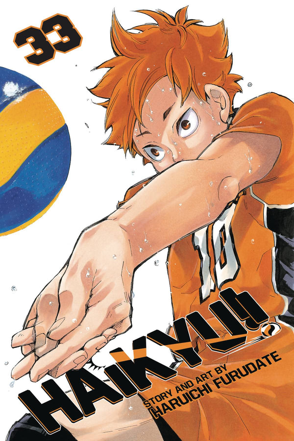 Haikyu GN Vol 33 - State of Comics