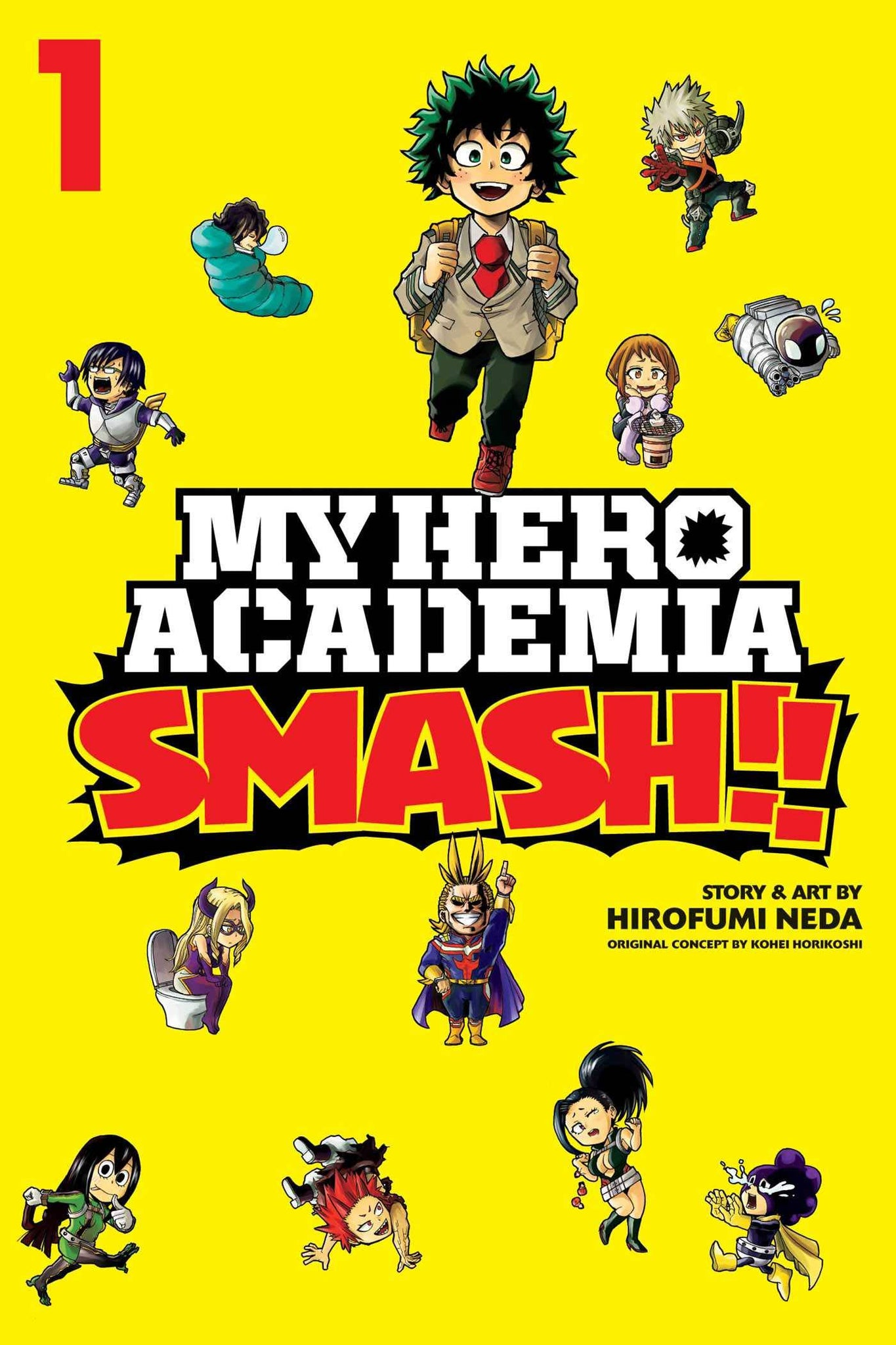 My Hero Academia Smash GN Vol 1