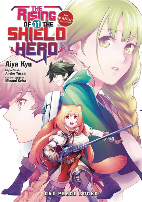 Rising of the Shield Hero GN Vol 11 Manga - State of Comics