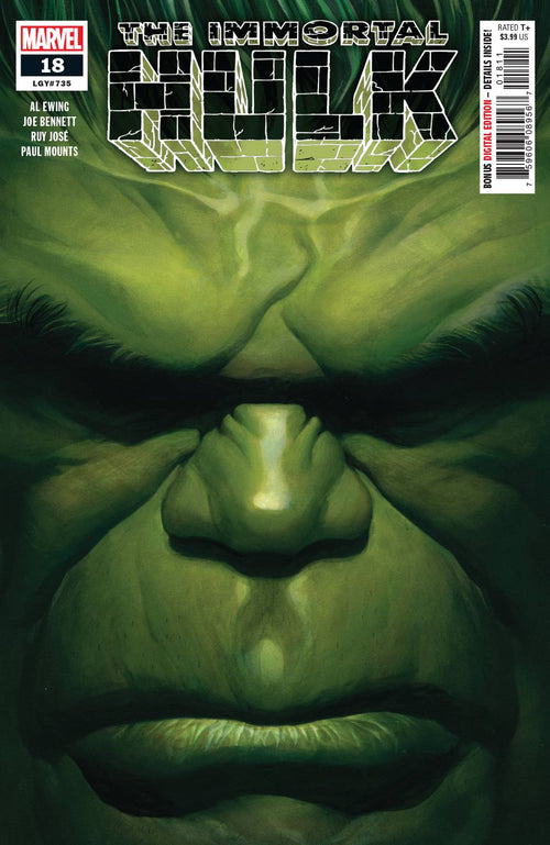 IMMORTAL HULK #18 - State of Comics