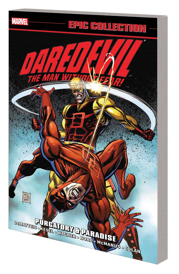 Daredevil Epic Collection Purgatory and Paradise TP - State of Comics