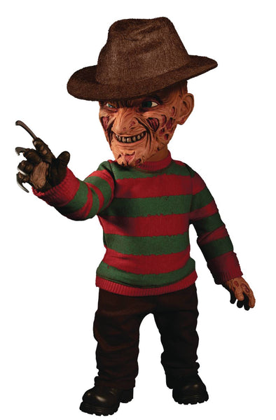 MDS Mega Scale Talking Freddy Krueger Figure - State of Comics