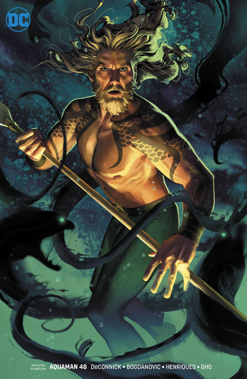 AQUAMAN #48 VAR ED - State of Comics