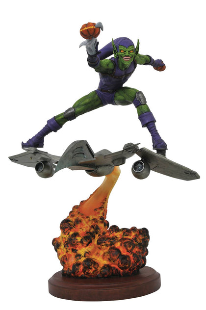 Marvel Premier Green Goblin Comic Statue - State of Comics