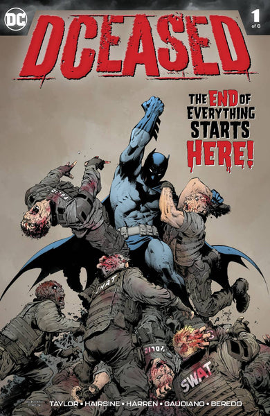 DCeased #1 (OF 6) - State of Comics