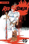 Red Sonja #4 - State of Comics