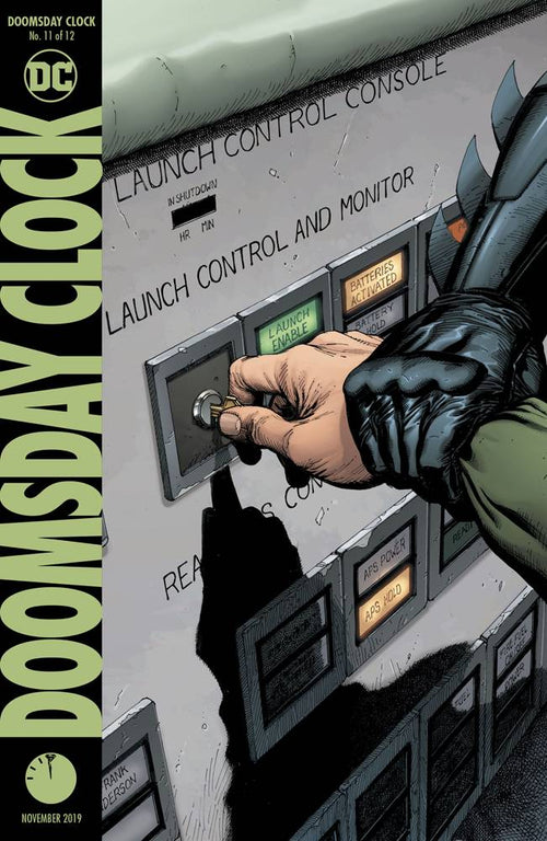 Doomsday Clock #11 (Of 12) - State of Comics