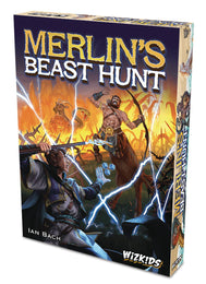 Merlin Beast Hunt Dice Game