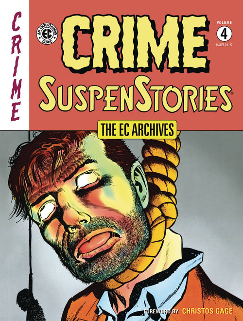 EC Archives Crime SuspenStories HC Vol 04 - State of Comics