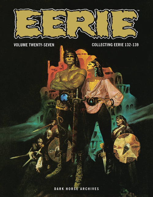 Eerie Archies HC Vol 27 - State of Comics