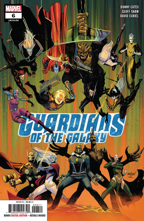 GUARDIANS OF THE GALAXY #6 - State of Comics
