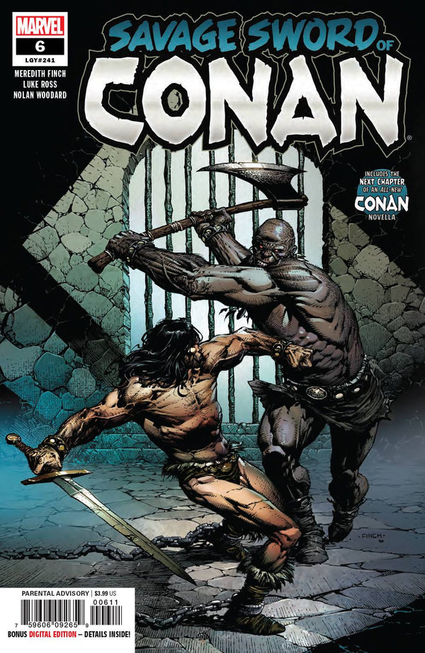 Savage Sword of Conan #6 - State of Comics