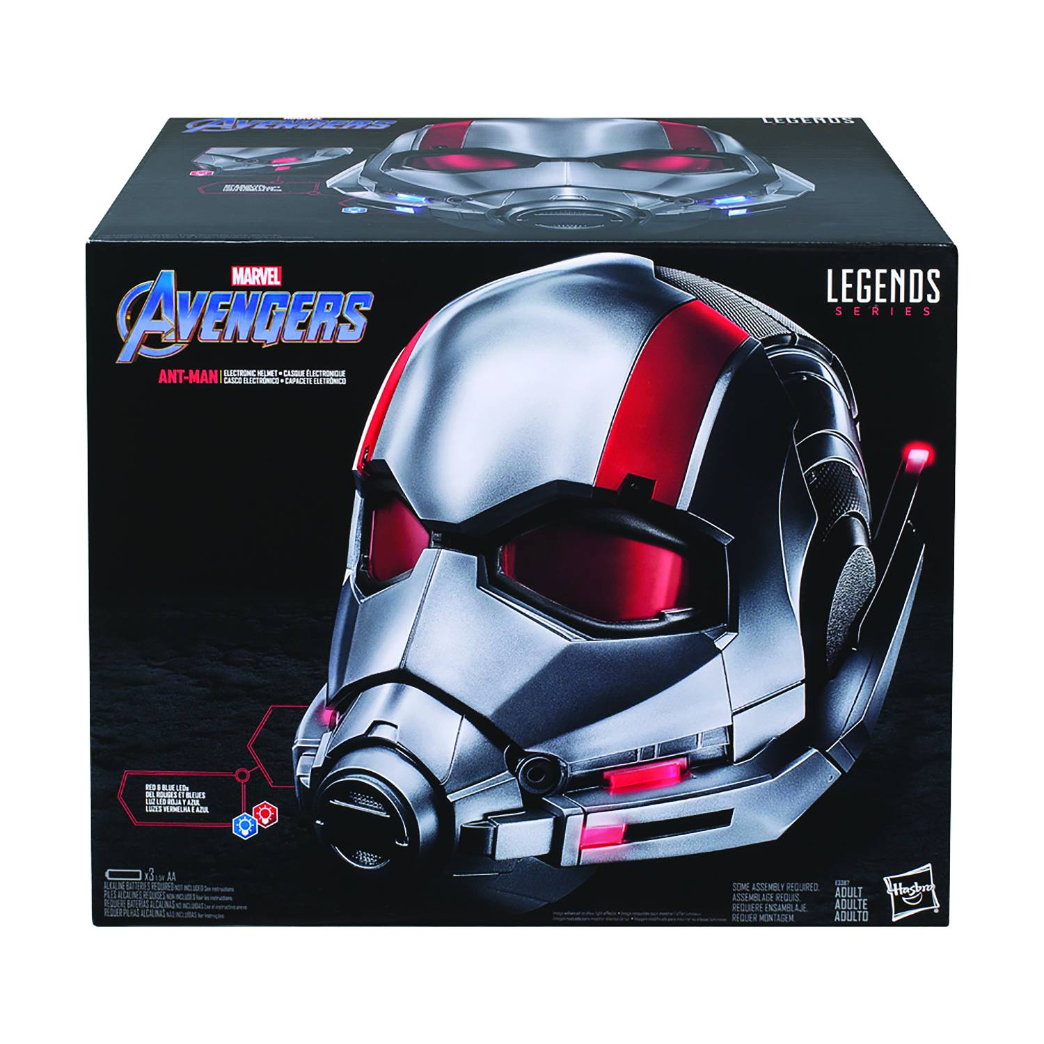 Marvel Legends Ant-Man Helmet