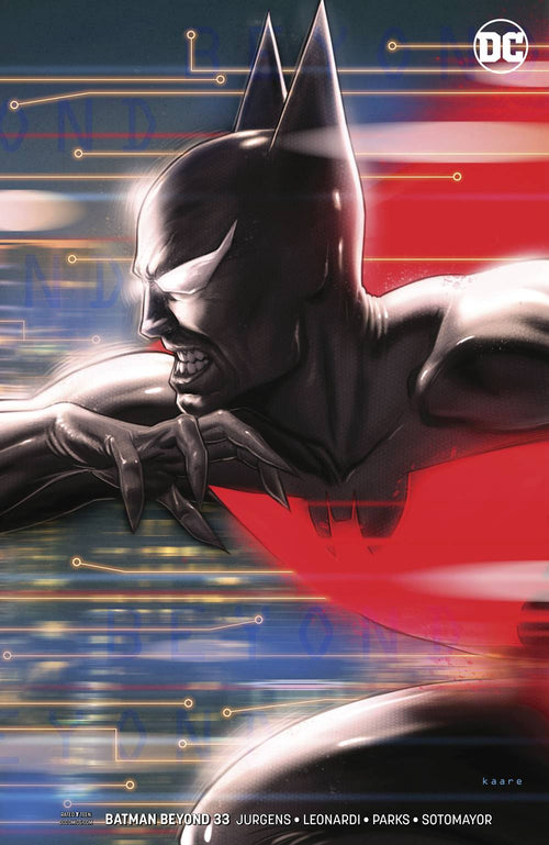BATMAN BEYOND #33 VAR ED - State of Comics