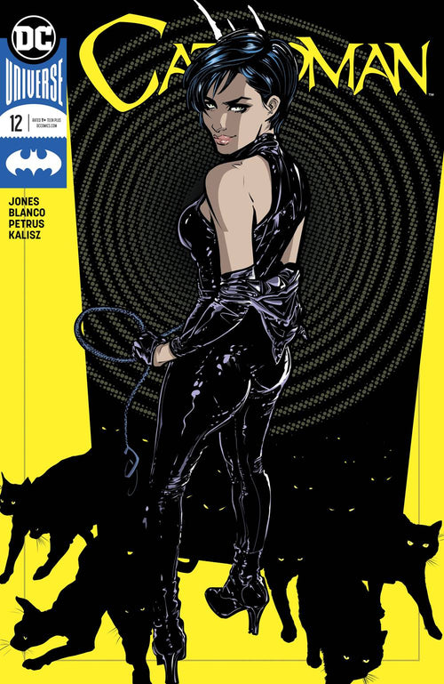 CATWOMAN #12 - State of Comics