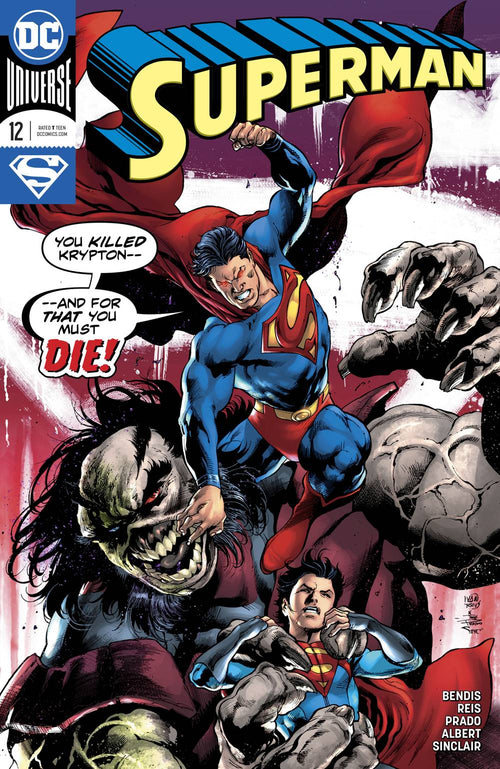 SUPERMAN #12 - State of Comics