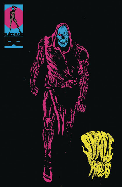 Space Riders Vortex of Darkness #1 - State of Comics