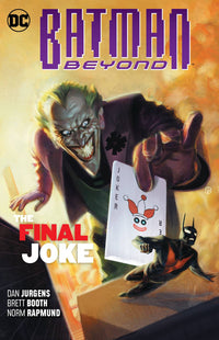 Batman Beyond TP Vol Final Joke