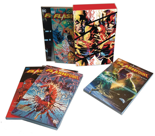 Flashpoint TP Box Set - State of Comics