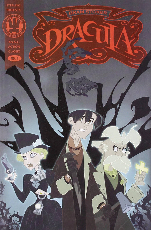 All Action Classics Dracula GN - State of Comics