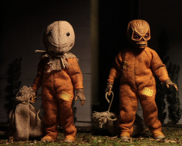Trick R Treat Sam 8in Retro Figure - State of Comics