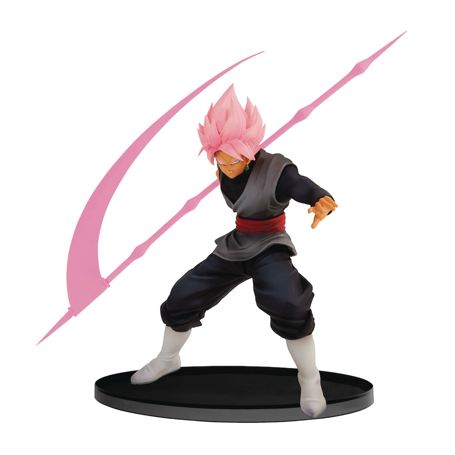 DBZ Banpresto World Colosseum 2 V2 Super Saiyan Goku Black Fig