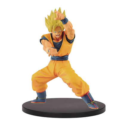 DB Super Chosenshiretsuden Super Saiyan Goku Fig