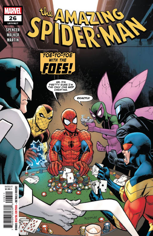 Amazing Spider-Man #26 - State of Comics