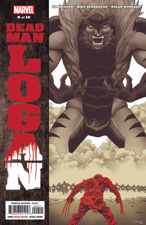 Dead Man Logan #9 - State of Comics