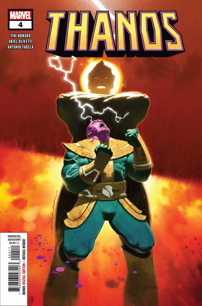 Thanos #4 (of 6) - State of Comics