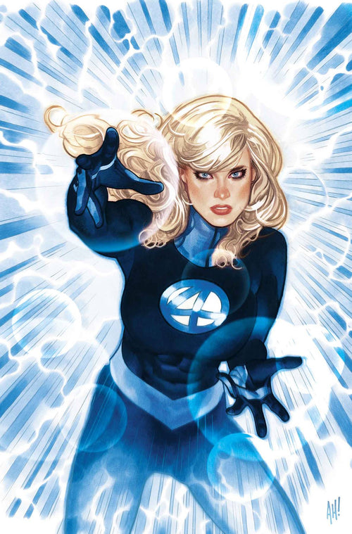 Invisible Woman #1 (of 5) - State of Comics