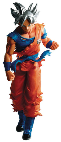 Super Dragonball Heroes Ultra Instinct Son Goku Ichiban Fig