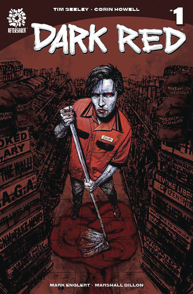Dark Red #1 - State of Comics