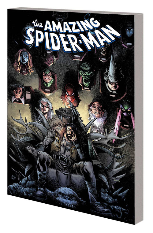 Amazing Spider-Man Hunted TP - State of Comics