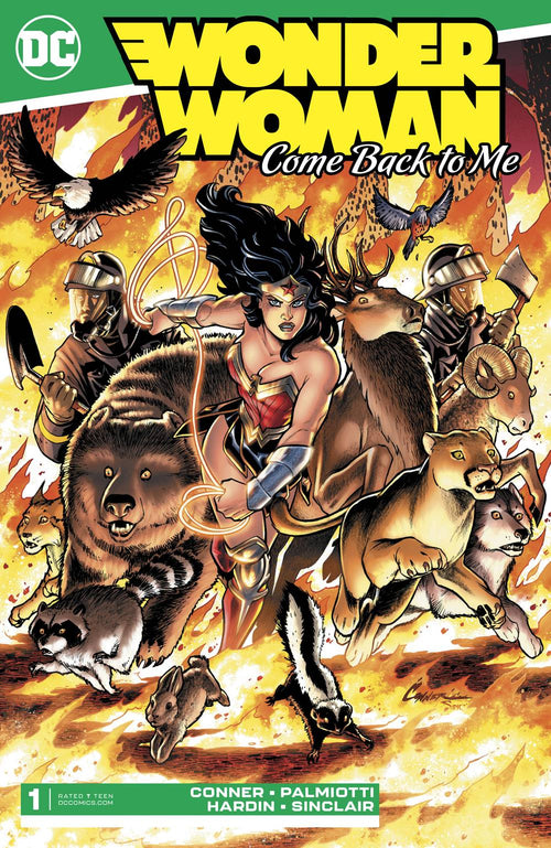 Wonder Woman Come Back to Me #1 (of 6) - State of Comics