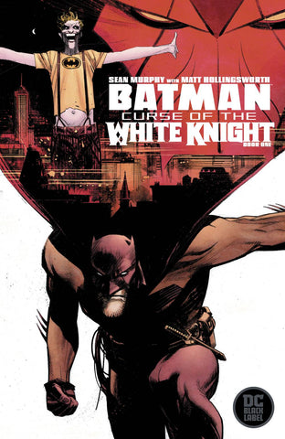 Batman Curse of the White Knight #1 (of 8)