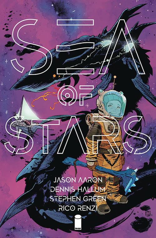 Sea of Stars #1 - State of Comics