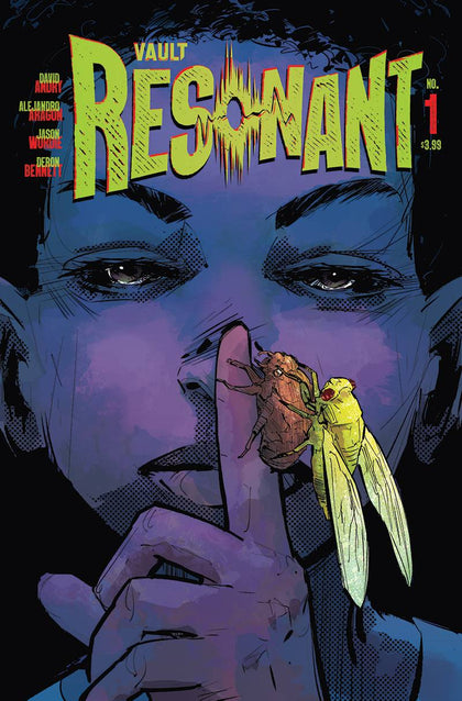 Resonant #1 - State of Comics